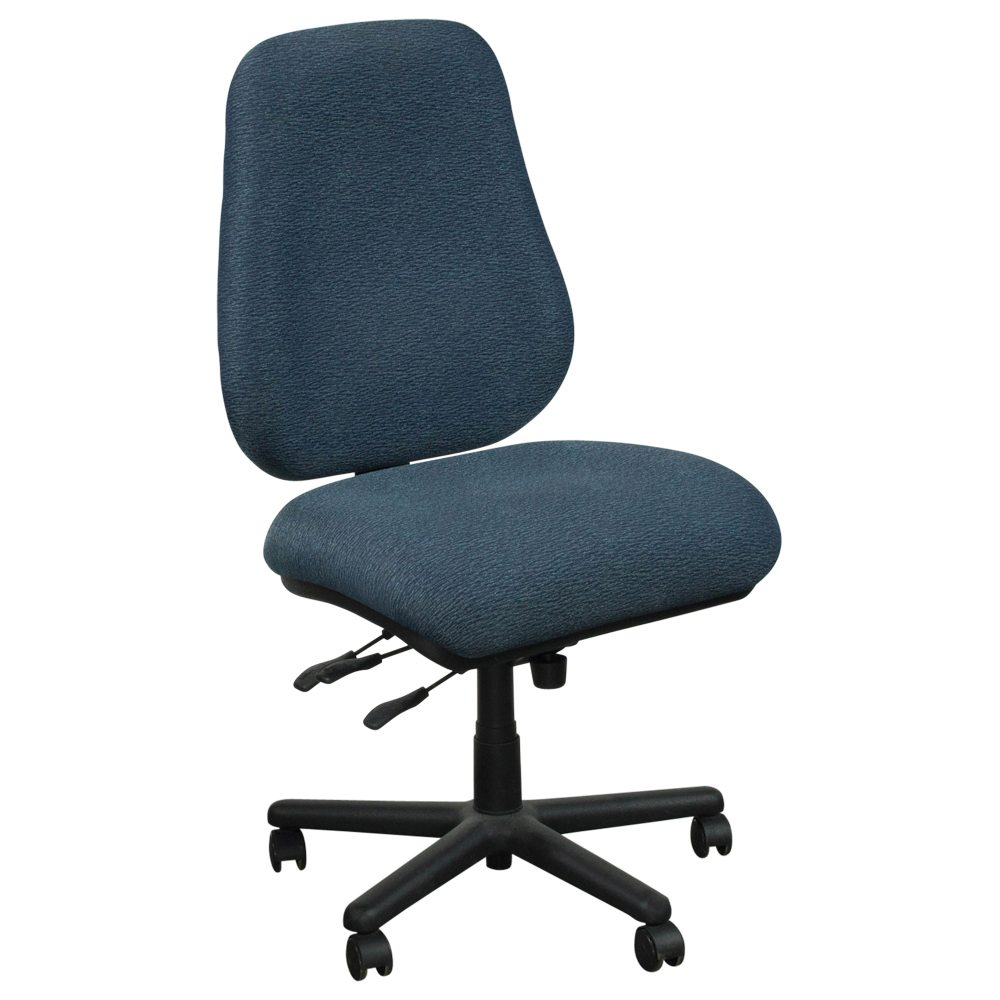 neutral posture chair cover hire gosport used big and tall task blue national office