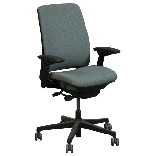 Steelcase Amia Used Task Chair Charcoal