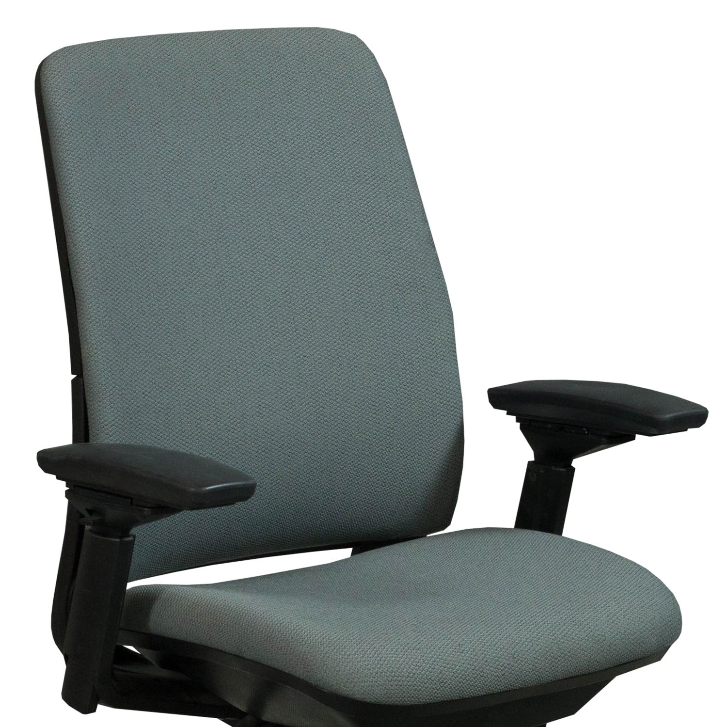 steelcase amia chair turquoise desk target used task charcoal national office