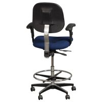 Biofit Q72 Used Stool, Blue | National Office Interiors ...