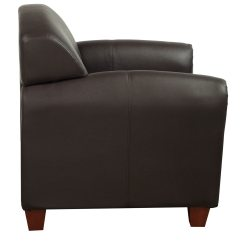 Office Lounge Chairs Leather Gaming Chair With Speakers Star Products Used Pu Brown