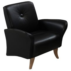 Office Lounge Chairs Gold Spandex Chair Covers Via Used Pu Leather Black National