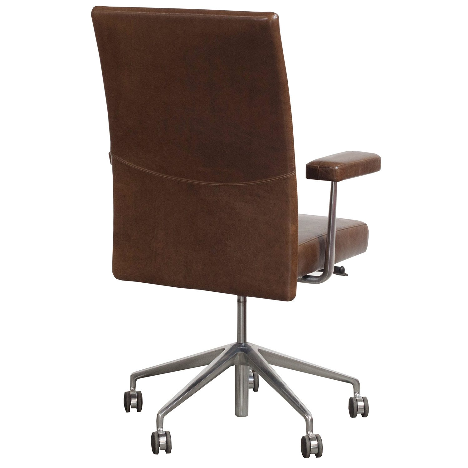 Used High Chairs Steelcase Brayton Switch Used Leather High Back Executive