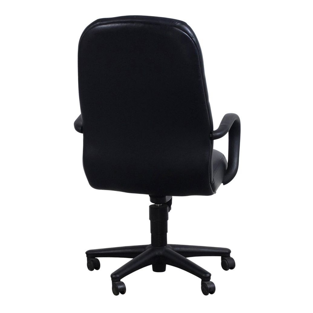 Executive Leather Chair Hon Used High Back Executive Leather Chair Black National Office Interiors And Liquidators