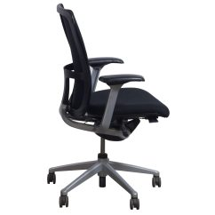 Haworth Zody Chair Golden Technology Lift Chairs Used Conference Black National Office In Side