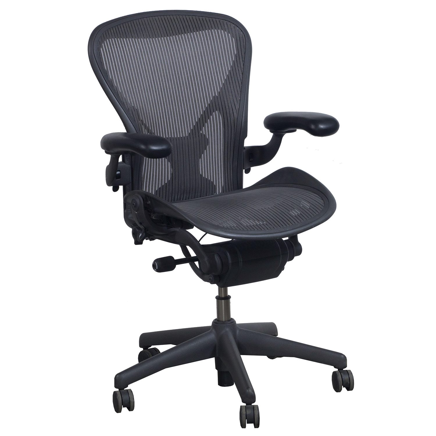 posturefit chair lazy boy electric herman miller aeron used size b task lead