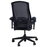 Herman Miller Celle Used Task Chair, Black | National ...