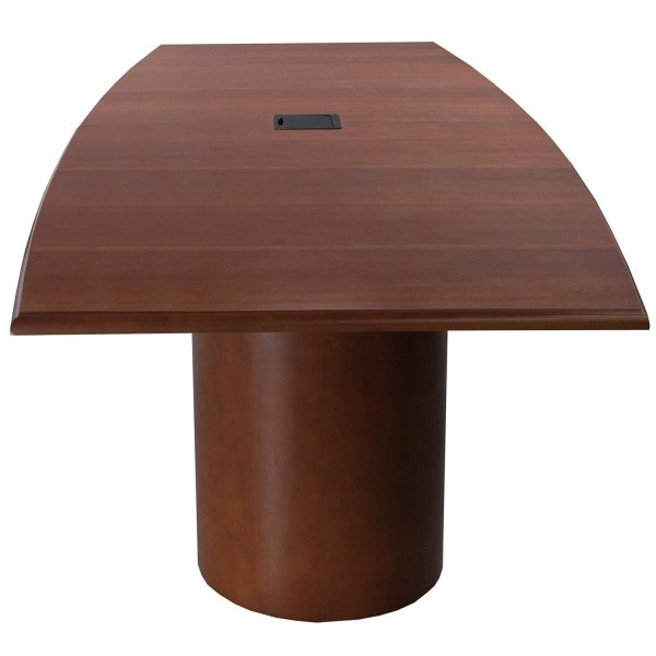 Veneer Used 10ft Conference Table Cherry - National