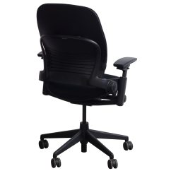 Steelcase Leap Chair Finn Juhl Uk V2 Used Task Black National Office
