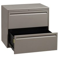 Haworth Used 2 Drawer 30 Inch Lateral File, Tan | National ...