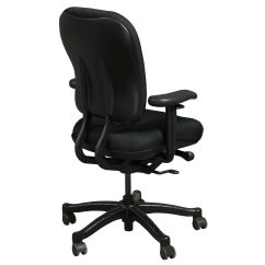 Knoll Rpm Chair Office Posture Used Ergonomic High Back Task Black