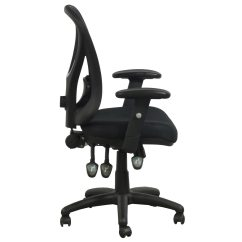 Staples Computer Chairs Dining Chair Covers Spotlight Australia Carder Used Mesh Back Task Black National