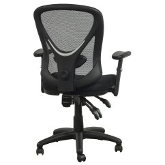 Staples Computer Chairs Wood Desk Carder Used Mesh Back Task Chair Black National