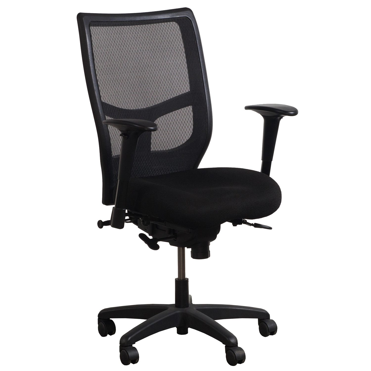 Ki Chairs Ki Impress Ultra Used Mesh Task Chair Black National