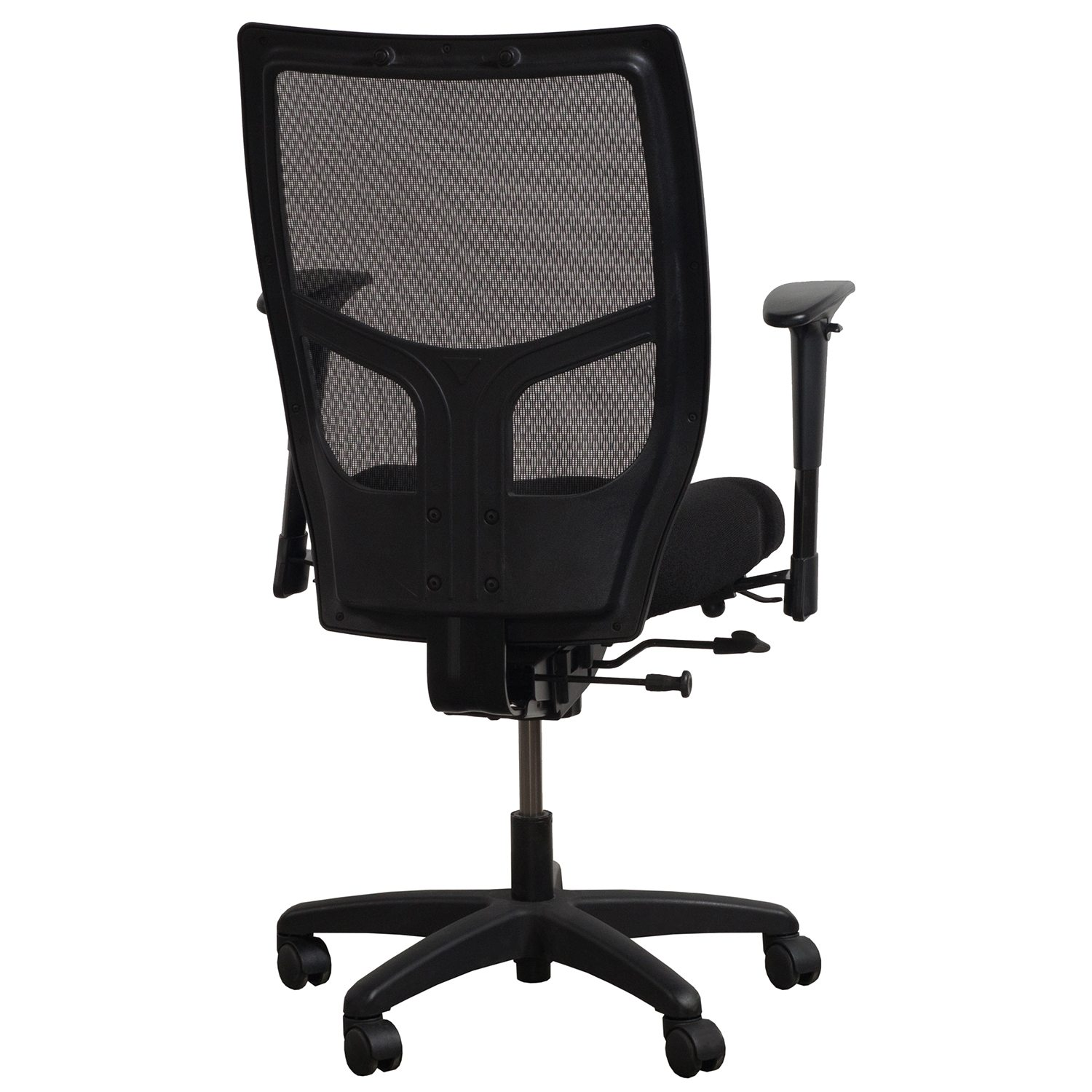 Ki Chairs Ki Impress Ultra Black 03 National Office Interiors And