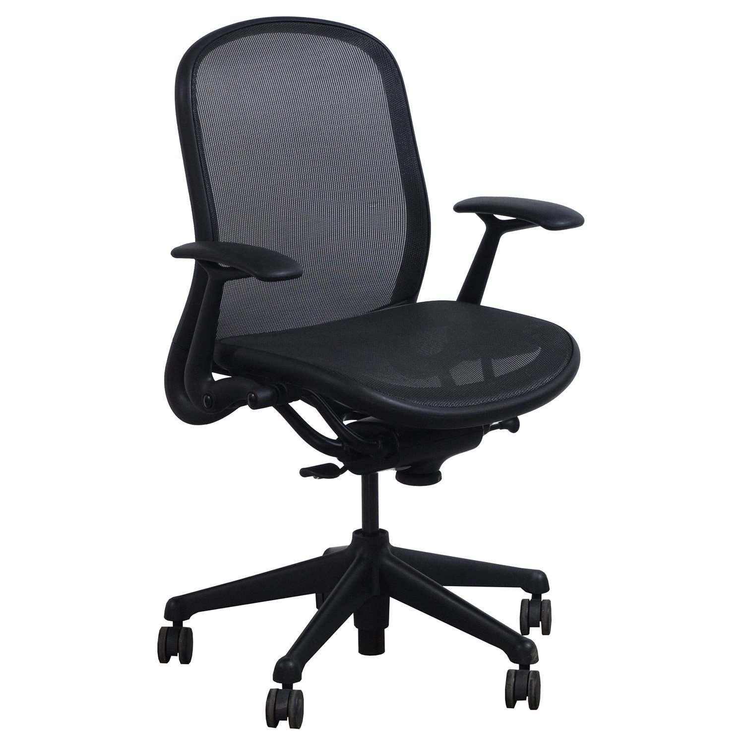 used conference room chairs barber chair parts uk knoll chadwick mesh black