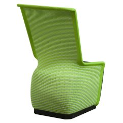 Green Lounge Chair Cover Rentals Newport News Va Tide Pool By Gosit Modern Mesh And Gray