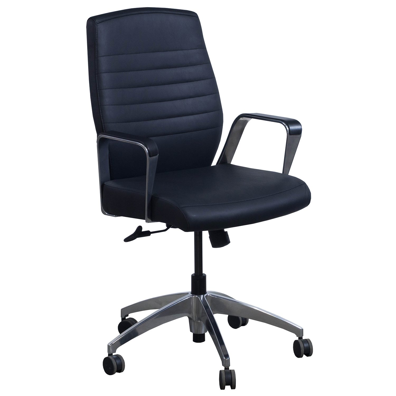 folding chair liquidation patio furniture swivel rocking chairs highmark fino black pu leather conference 01