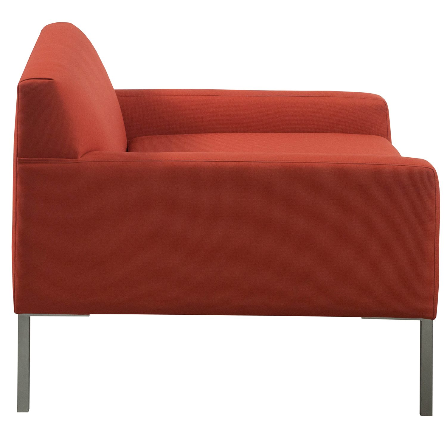 Orange Lounge Chair Used Lounge Chair Orange National Office Interiors And