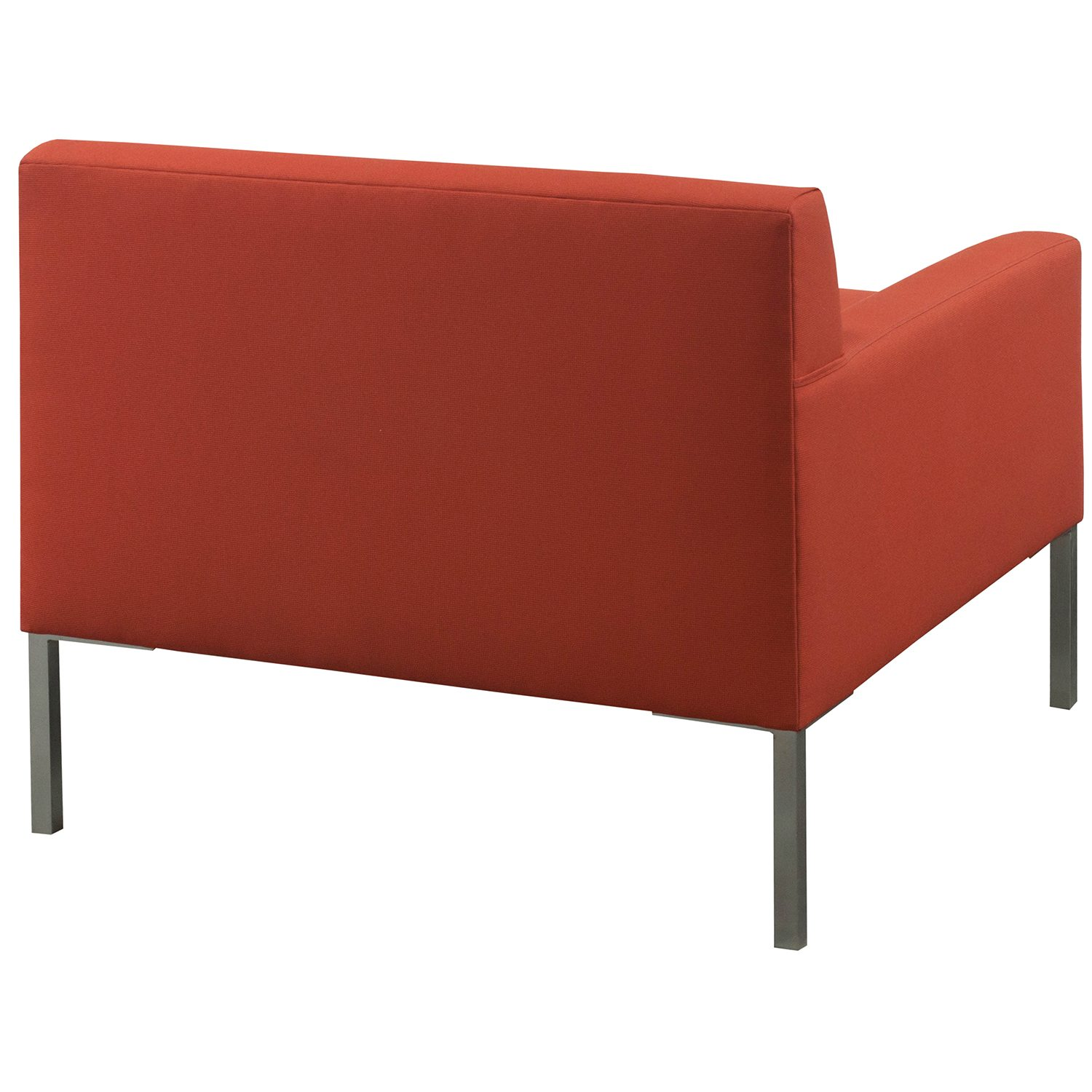 Orange Lounge Chair Orange Lounge Chair 03 National Office Interiors And
