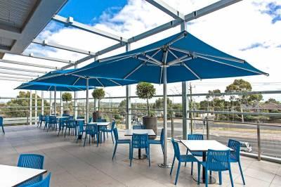 commercial shade umbrellas national