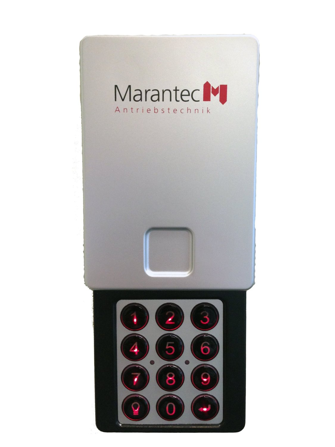 Lifestyle Garage Door Screen Reviews Marantec M12-631 Wireless Keypad Entry | National Overhead