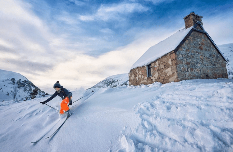 Bothy at Cairngorms