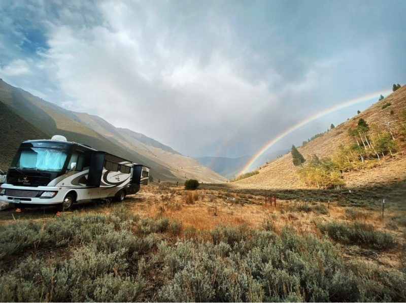 Boondocking - the ultimate RV experience