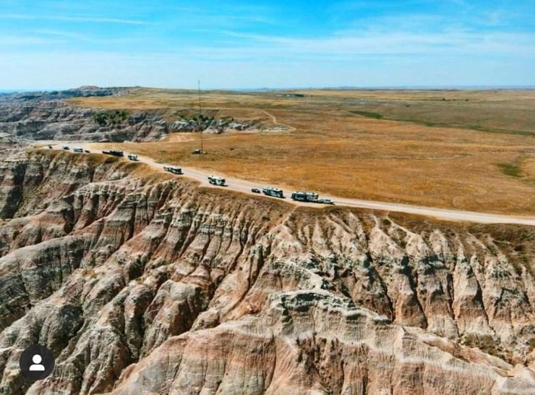 Boondocking at National Parks
