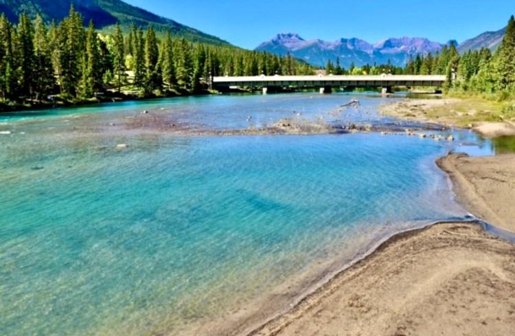 Summer at Banff National Park