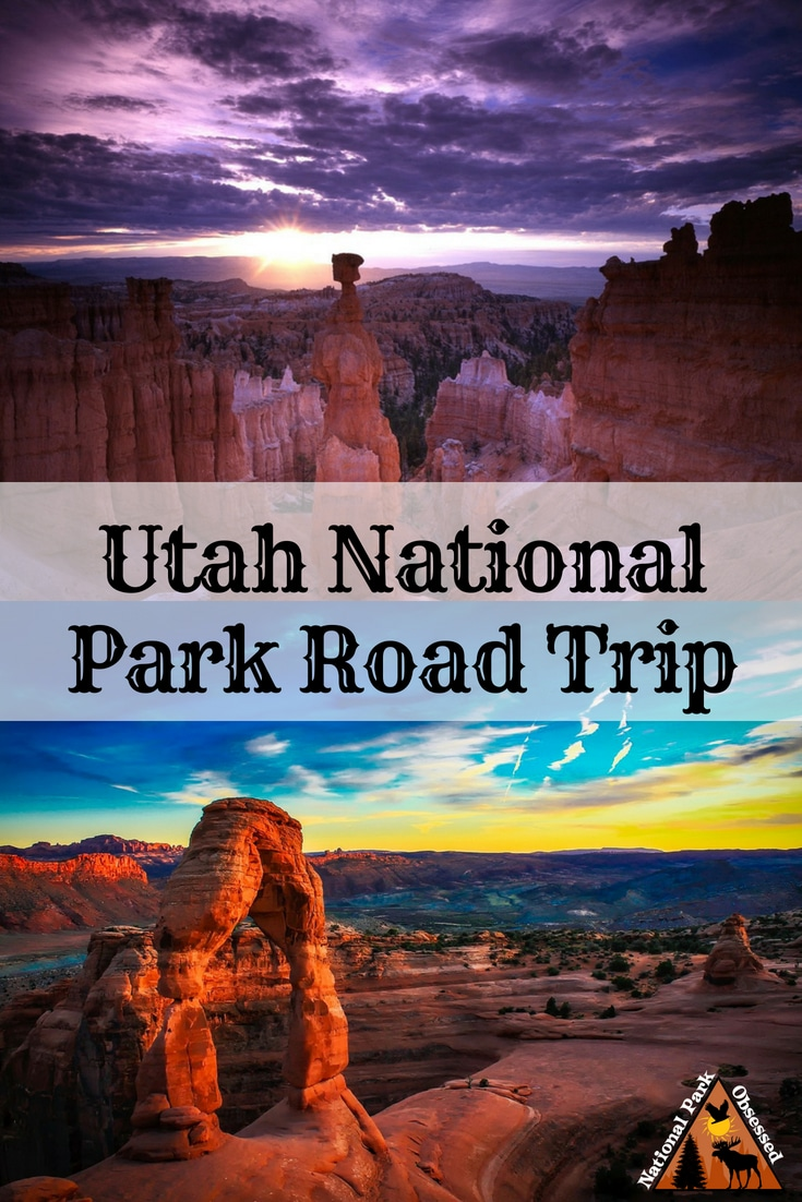 A road trip is the best way to see the Mighty 5.  The Utah National Parks are worth a week-long visit.  This is the perfect Itinerary to see the highlights of the parks.  
