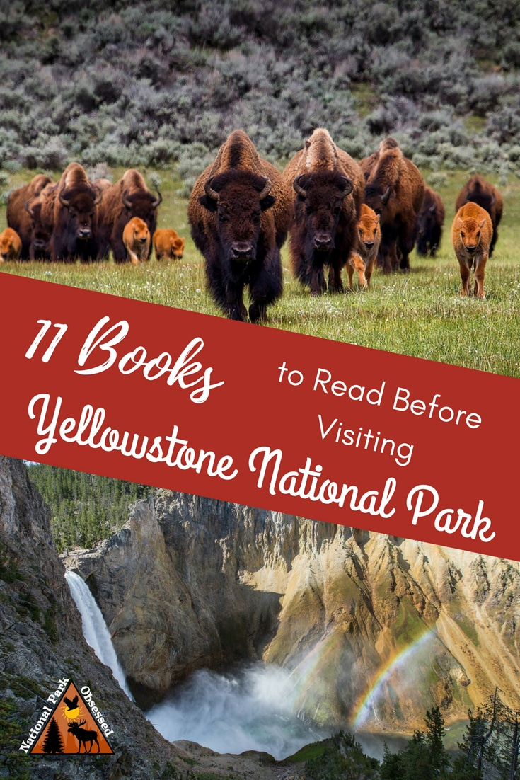 A visit to Yellowstone is more than a visit to nature.  It is walk thru history.  Enhance your visit with 10 Books to Read Before Visiting Yosemite National Park  #yosemite #nationalpark   Yellowstone national park vacation.  Yellowstone national park | Yellowstone national park vacation | Yellowstone national park photography | Yellowstone national park itinerary | Yellowstone hikes | Yellowstone itinerary