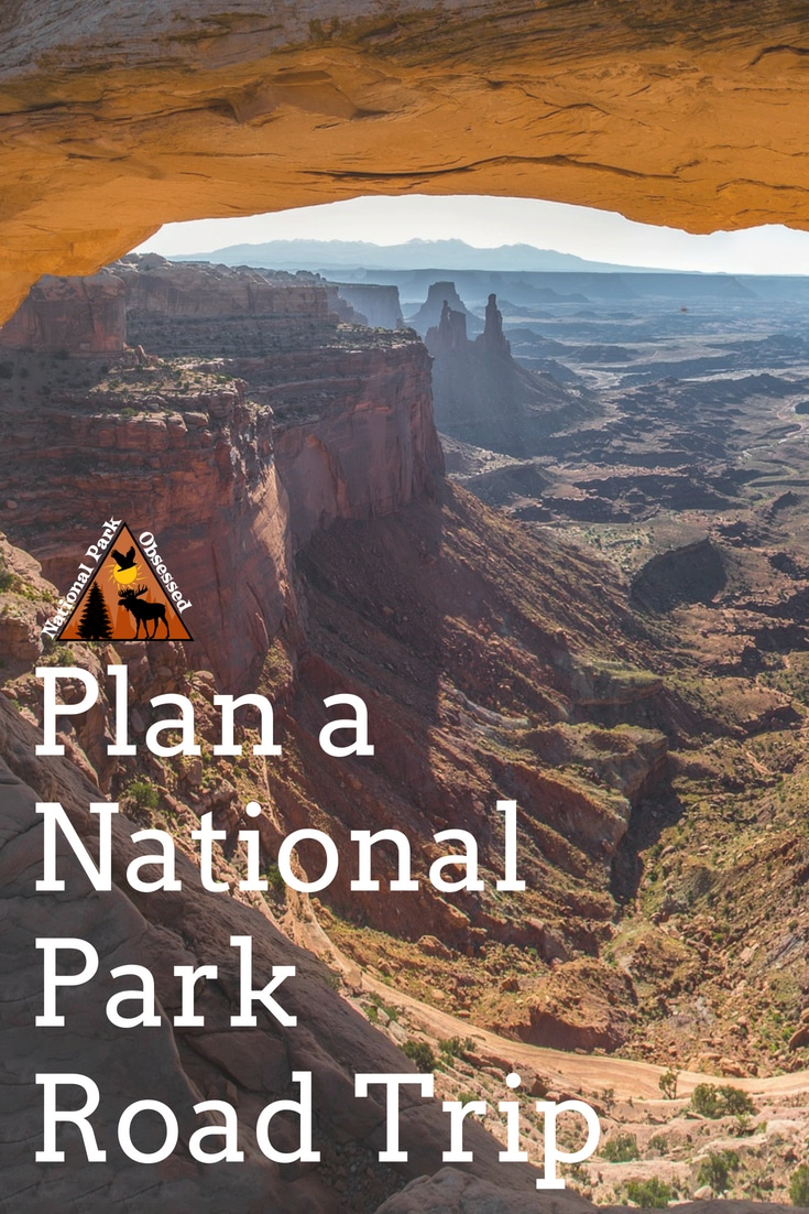 Planning a National Park Road Trip? Not sure where to begin. Check out this guide to plan the perfect United States National Park Road Trip.