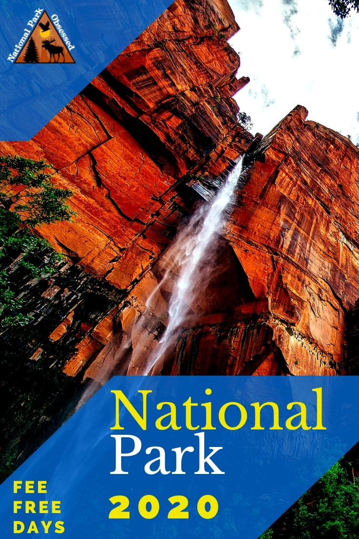 Looking to visit a national park in 2020? Here the 2020 free entrance days where you can enter national parks for free. These fee free days make for an excuse to visit a nearby national park.  