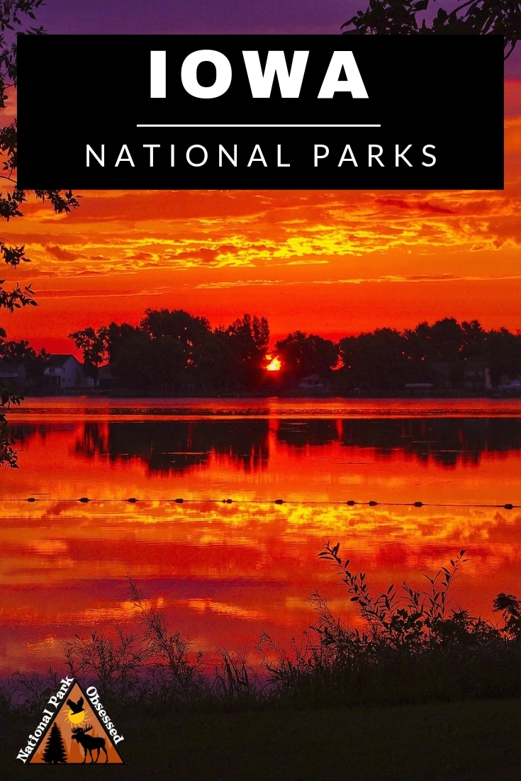 Heading to Iowa and want to explore a couple of national park service units.  The state has plenty of history and wilderness to explore.   #nationalparks #nationalpark #nationalparkgeek #findyourpark #nationalparkobsessed #iowa