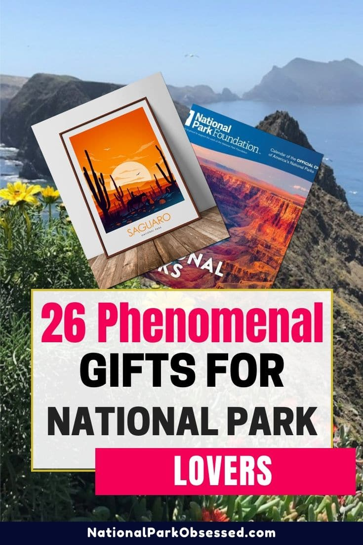 Looking for the perfect gift for the National Park adventurer in your life? Or are Here are 26 phenomenal National Park Gifts. Here are our favorite gifts.