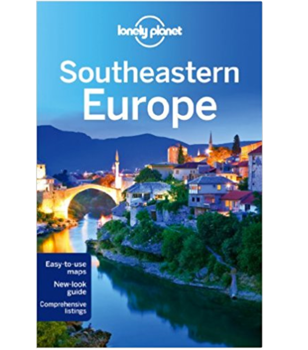 Lonely Planet Southeastern Europe Travel Guide border=