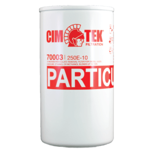 "CimTek 250 Series 3/4"" Filter w/o Drain"