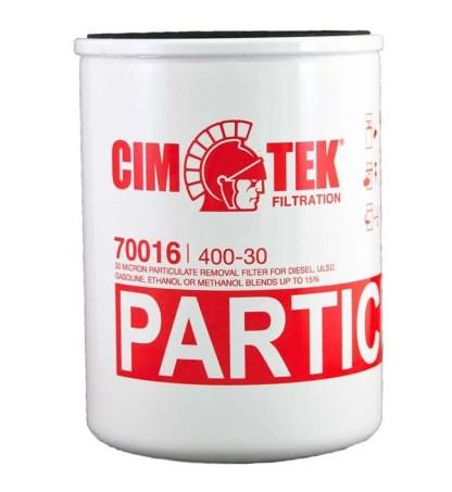 CimTek 400-30 1″ Particulate Filter