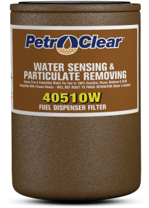 "PetroClear 3/4"" Water Stop Filter"
