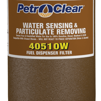 """PetroClear 3/4"""" Water Stop Filter"""
