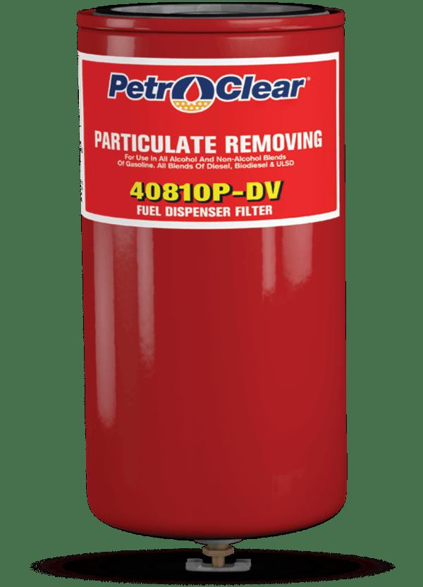"PetroClear 3/4"" Filter w/ Drain"