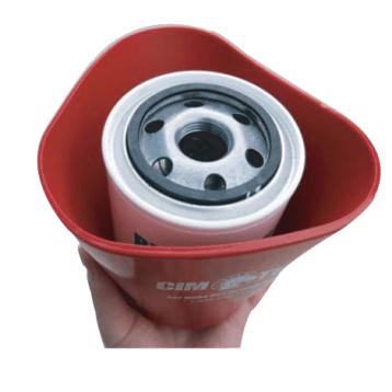 """CimTek EZ-Grip Filter Cup for 4"""" Filters"""