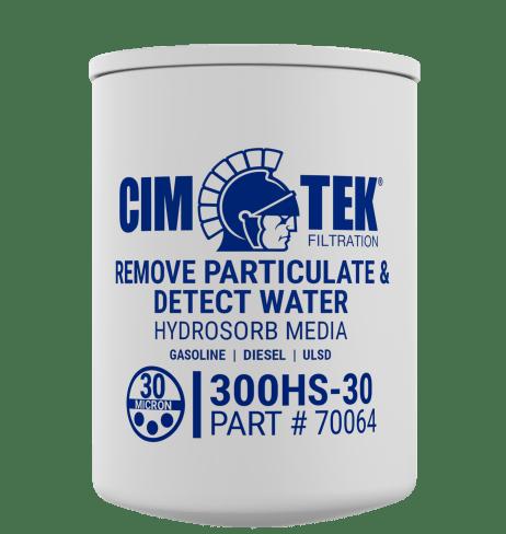 "CimTek 300HS-30 3/4"" Water Absorbing Filter"