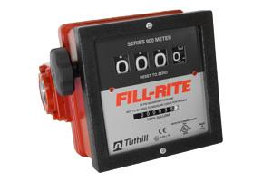 Fill-Rite 901C 4 Wheel Mechanical Meter