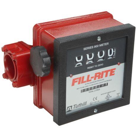 Fill Rite 901C1.5 4-Wheel Mechanical Meter