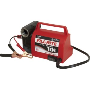 Fill Rite FR1612 Portable 12V DC Pump