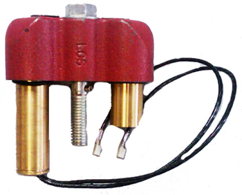 Red Jacket Connector Yoke Assembly (2 Wire)