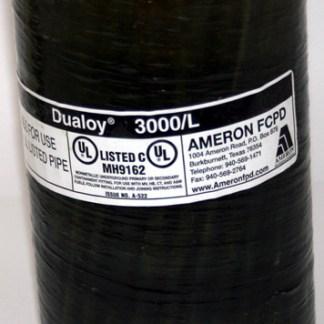 "Dualoy 3000/L 3"" Primary Coupling"