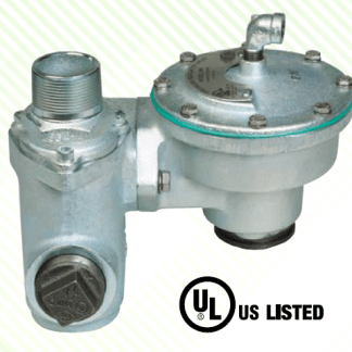 EBW 664 Pressure Regulator Valve